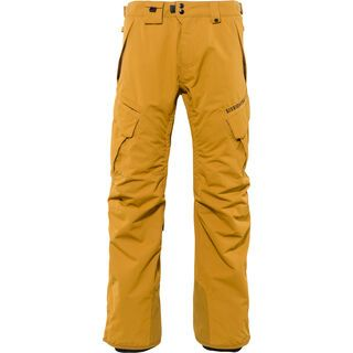 686 Men's Smarty 3-In-1 Cargo Pant, golden brown - Snowboardhose