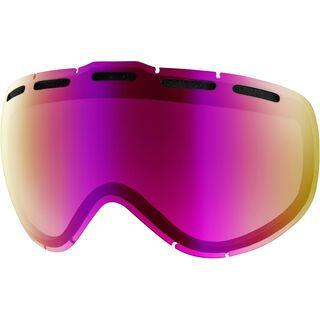 Anon Hawkeye Lens, pink sq mirror - Wechselscheibe