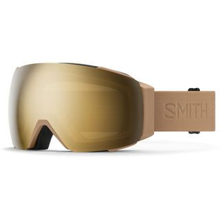 Smith I/O Mag inkl. WS, safari flood/Lens: cp sun black gold mir - Skibrille