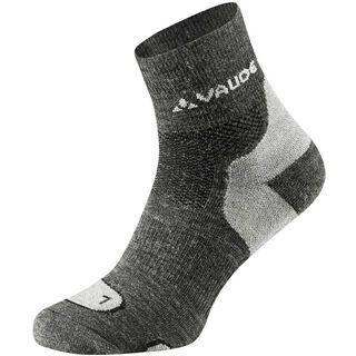 Vaude TH Summer Socks Short, anthracite - Socken