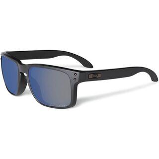 Oakley Holbrook Polarized, matte black/Lens: ice iridium - Sonnenbrille
