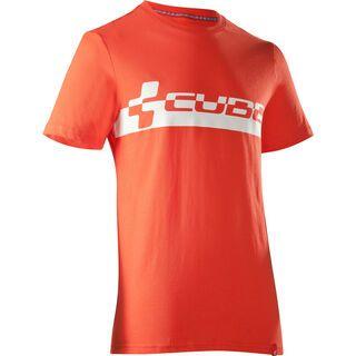 Cube T-Shirt Race Pilot, red