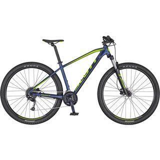 Scott Aspect 750 2020, blue/green - Mountainbike