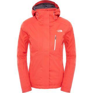 The North Face Womens Ravina Jacket, melon red - Skijacke
