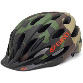 Giro Revel, matte green camo - Fahrradhelm