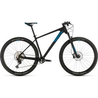 *** 2. Wahl *** Cube Reaction C:62 Pro 2020, carbon´n´blue - Mountainbike | Größe 19 Zoll