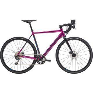 Cannondale CAADX Ultegra 2019, deep purple - Crossrad