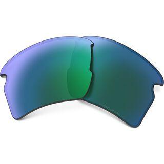 Oakley Flak 2.0 XL Wechselgläser, jade iridium polarized