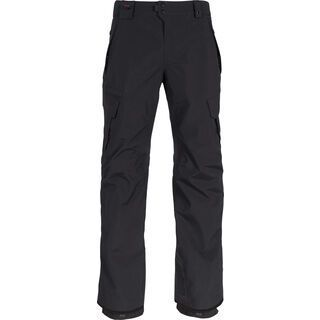 686 Smarty 3-in-1 Cargo Pant, black - Snowboardhose