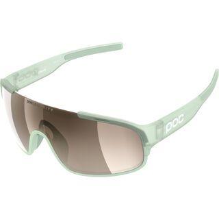 POC Crave, apophyllite green/Lens: clarity silver - Sportbrille