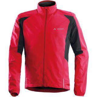 Vaude Men's Dundee Classic ZO Jacket, red - Radjacke