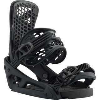 Burton Genesis EST 2020, matty black - Snowboardbindung