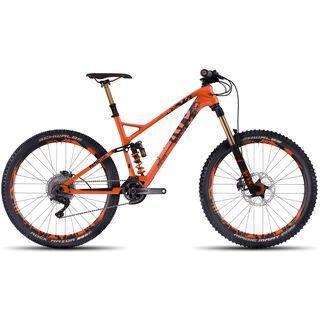 Ghost Pathriot 10 UC 2017, orange/black - Mountainbike