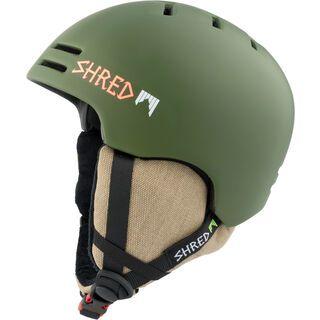 Shred Slam-Cap woodland
