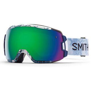 Smith Vice, vagabond/green sol-x mirror - Skibrille