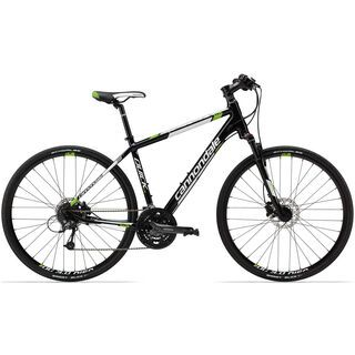 Cannondale Quick CX 3 2014, schwarz - Fitnessbike
