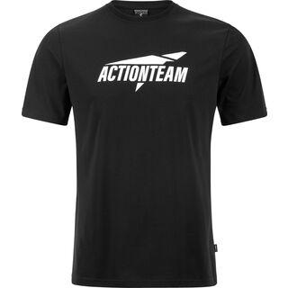 Cube Organic T-Shirt Actionteam black