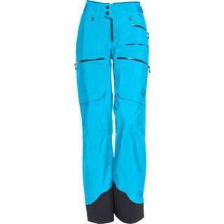 Norrona lofoten Gore-Tex Pro Light Pants, caribbean blue - Skihose