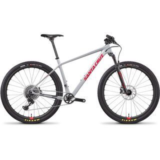 Santa Cruz Highball CC X01 Reserve 29 2018, grey/red - Mountainbike