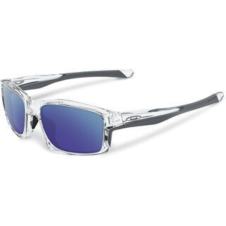 Oakley Chainlink, polished clear/violet iridium - Sonnenbrille