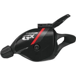 SRAM GX 2x11 Trigger - vorn, 2-fach, rot - Schalthebel