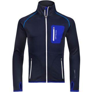 Ortovox Fleece Merino Jacket, blue navy - Fleecejacke