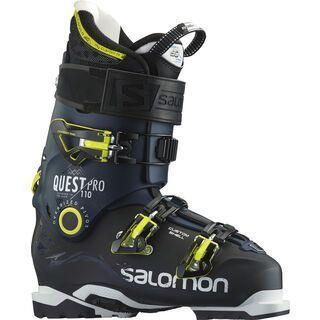 Salomon Quest Pro 110, black/blue - Skiboots