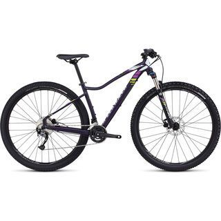 Specialized Jett Comp 29 2016, indigo/white/green - Mountainbike