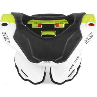 Leatt Neck Brace DBX 5.5 Junior, green/white