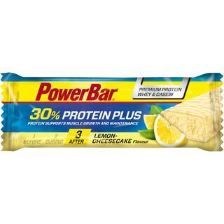 PowerBar Protein Plus 30% - Lemon-Cheesecake - Proteinriegel