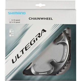 Shimano Kettenblätter Ultegra FC-6700 - 2x10, grau