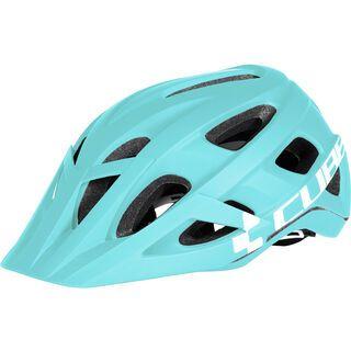 Cube Helm AM Race, iceblue´n´white - Fahrradhelm
