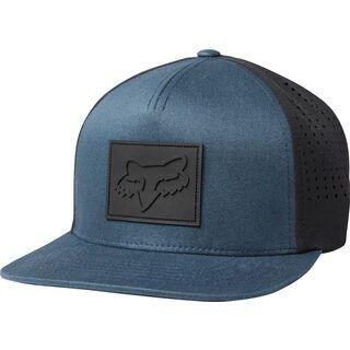 Fox Redplate Snapback Hat, navy - Cap