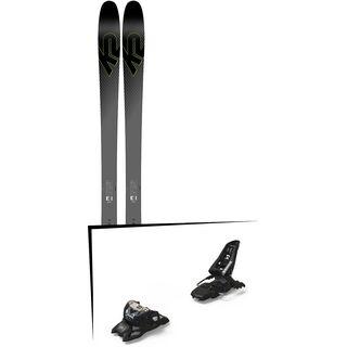 Set: K2 SKI Pinnacle 95Ti 2019 + Marker Squire 11 ID black