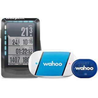 Wahoo Fitness Elemnt GPS Fahrradcomputer Bundle