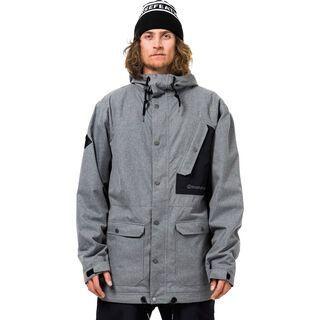 Horsefeathers Kadam Jacket, gray melange - Snowboardjacke