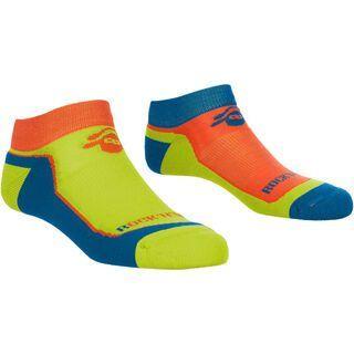 Ortovox Sports Rock'n'Wool Cool Socks, happy green - Socken