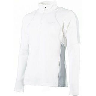 Craft 2 Layer Shift Shirt, White/Platin - Funktionsshirt