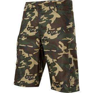 Fox Sergeant Camo Short with Liner, camo - Radhose