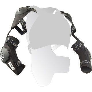 IXS Cleaver Sleeve Kit, black - Protektor
