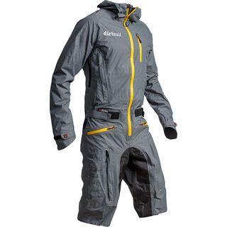 dirtlej DirtSuit Classic Edition, grey - Rad Einteiler