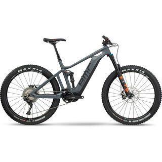 BMC Trailfox AMP Two 2018, grey orange - E-Bike