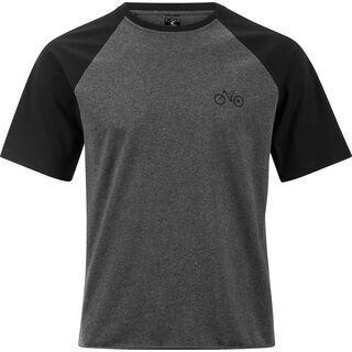 Cube T-Shirt Hit the Trail anthracite melange