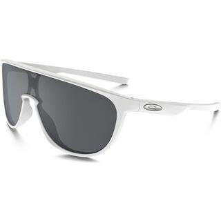 Oakley Trillbe, matte white/Lens: black iridium - Sonnenbrille