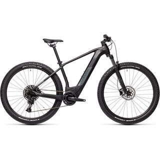 *** 2. Wahl *** Cube Reaction Hybrid Pro 625 29 2021, black´n´grey - E-Bike   Größe 21 Zoll