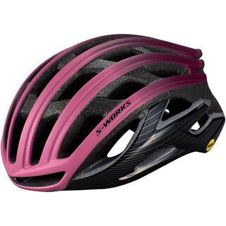 Specialized S-Works Prevail II ANGi MIPS, cast berry/dusty lilac - Fahrradhelm