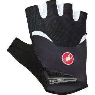 Castelli Arenberg Gel Glove, black/white - Fahrradhandschuhe