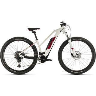 Cube Access Hybrid Pro 29 Trapeze 2020, white´n´berry - E-Bike