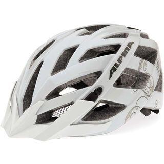 Alpina Panoma, white prosecco - Fahrradhelm