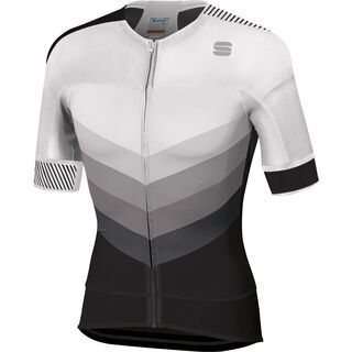 Sportful BodyFit Pro 2.0 Evo Jersey, white/black - Radtrikot